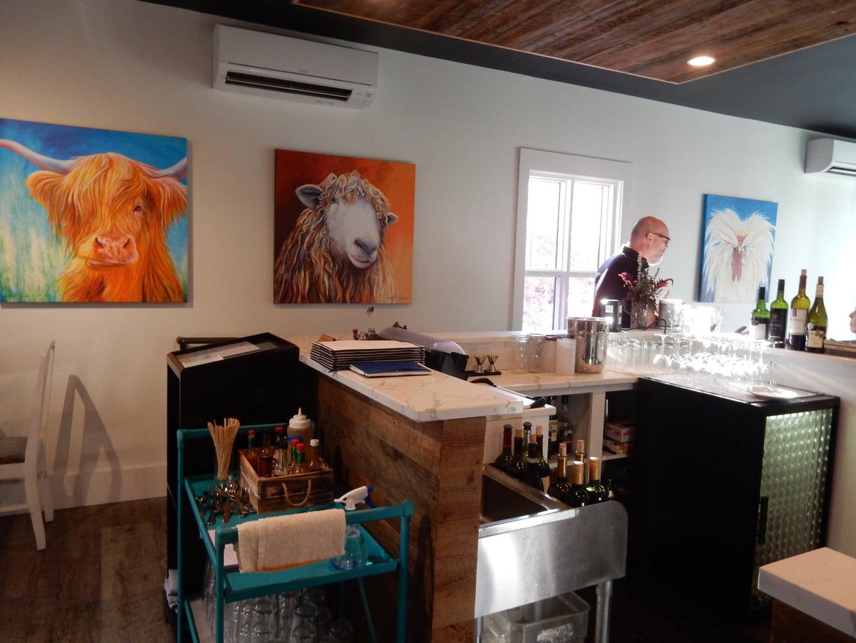 Farm Bell Kitchen Charlottesville VA