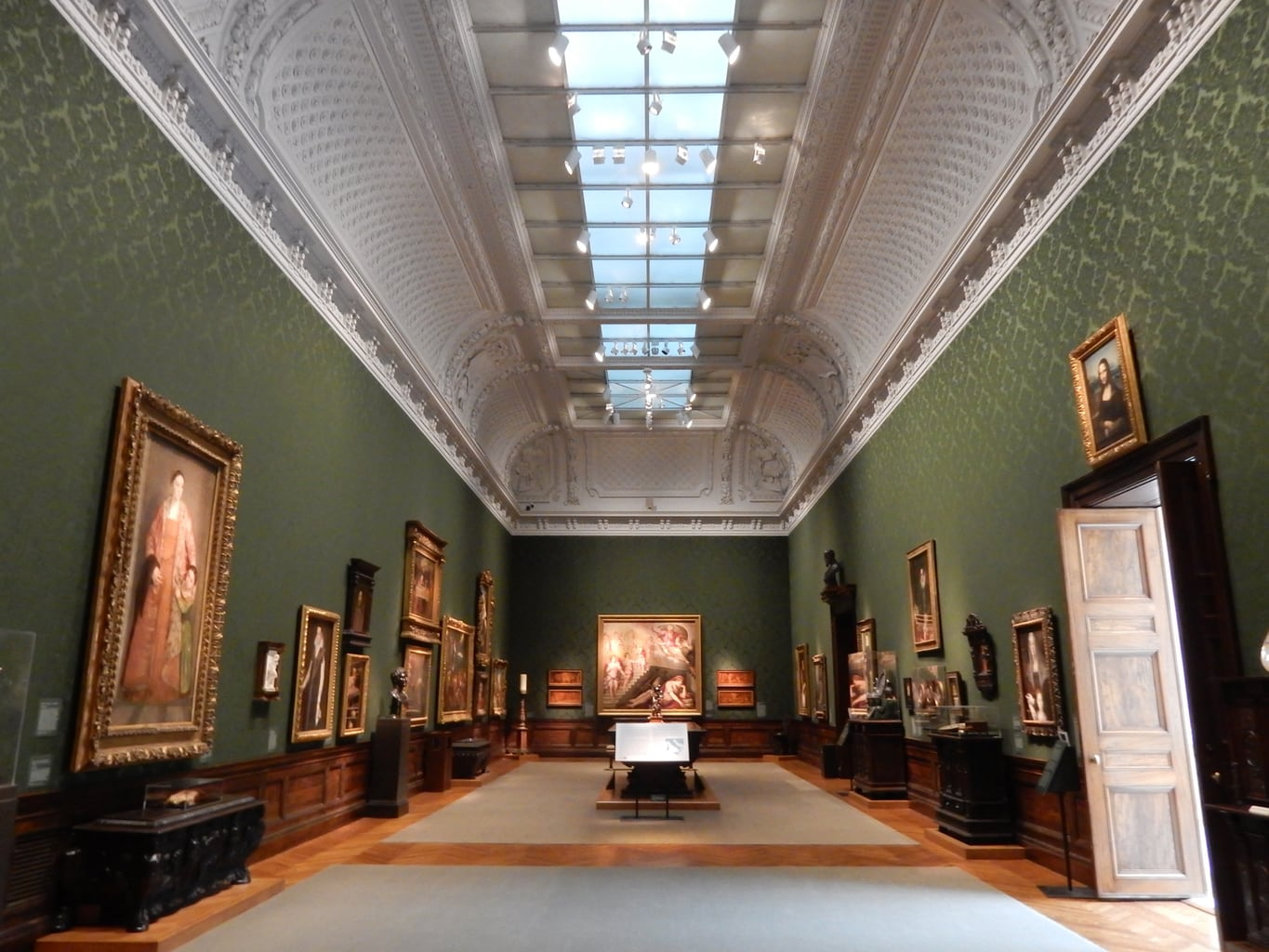 Gallery Walters Art Museum Baltimore MD