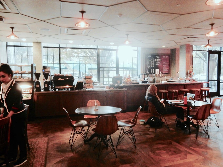 Graduate Charlottesville Cafe