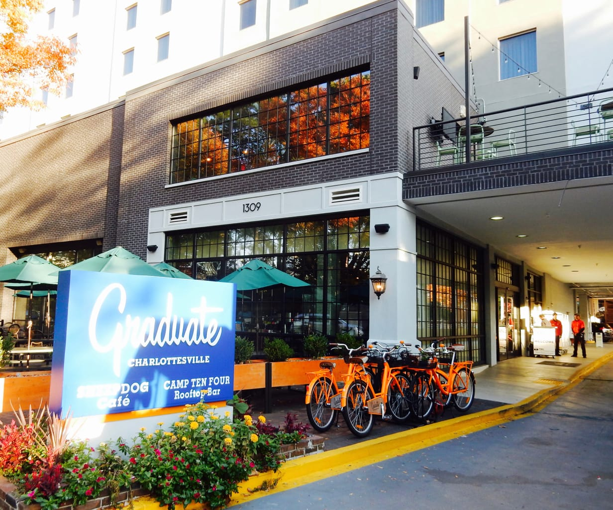 Graduate Hotel Charlottesville VA