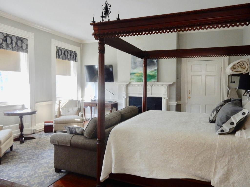 Guest Room Dinsmore Inn Charlottesville VA