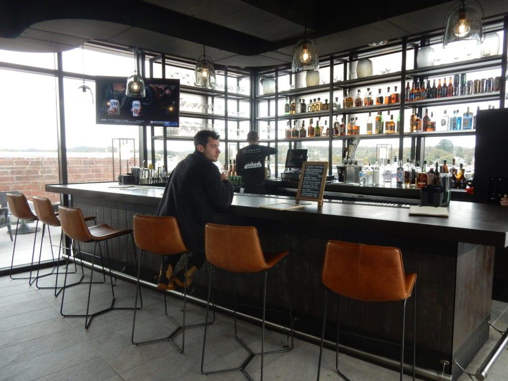 Lumac Roof Bar Bristol Hotel VA