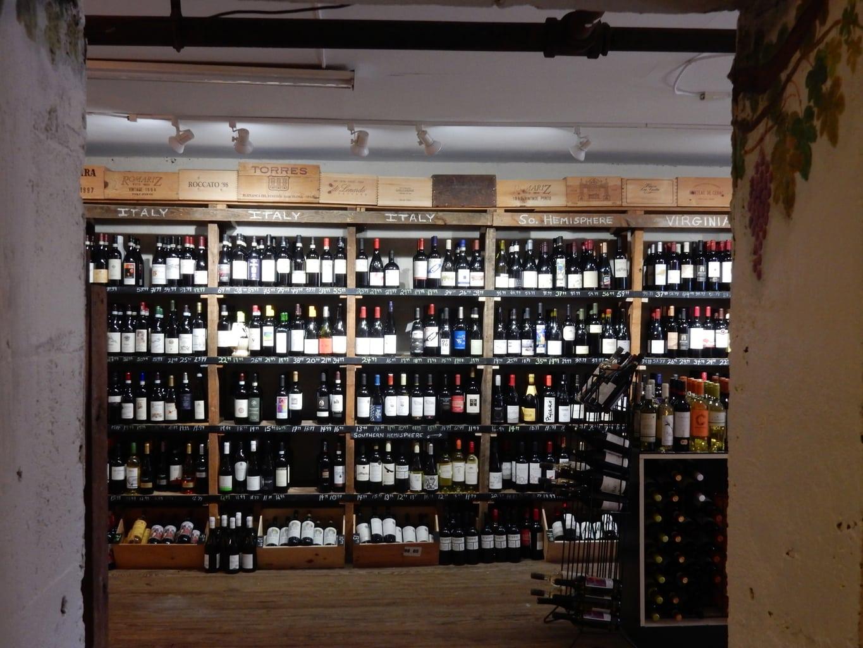 Market St. Wine Shop Charlottesville VA