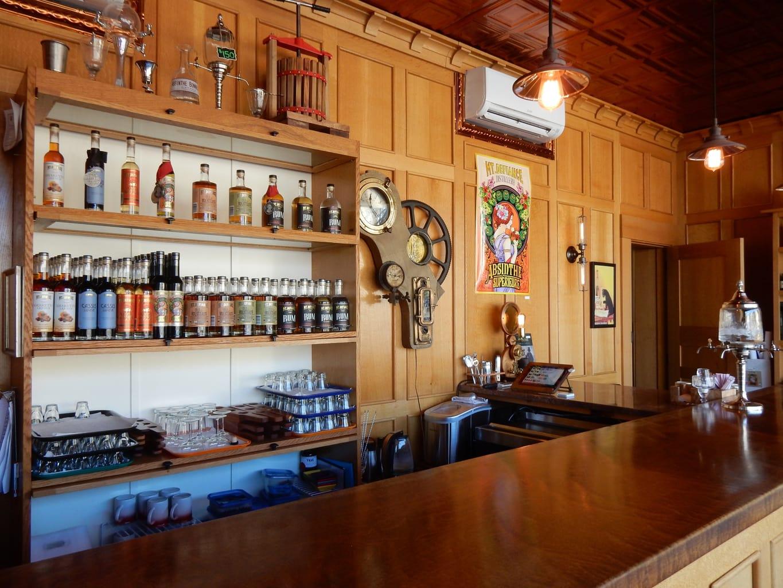 Mt. Defiance Distillery Middleburg VA