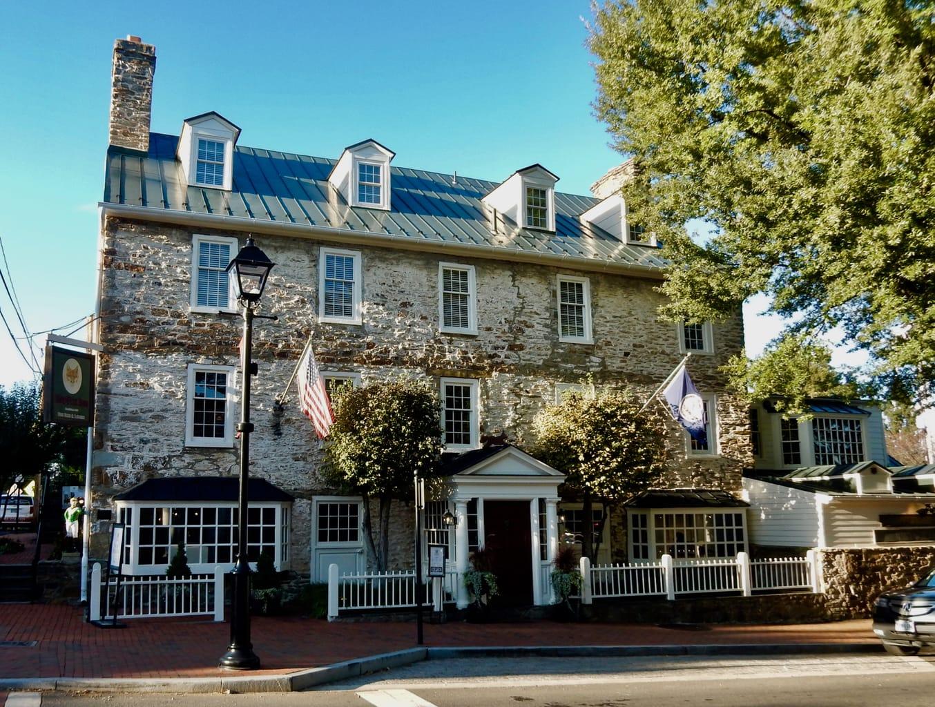 Red Fox Inn and Tavern Middleburg VA