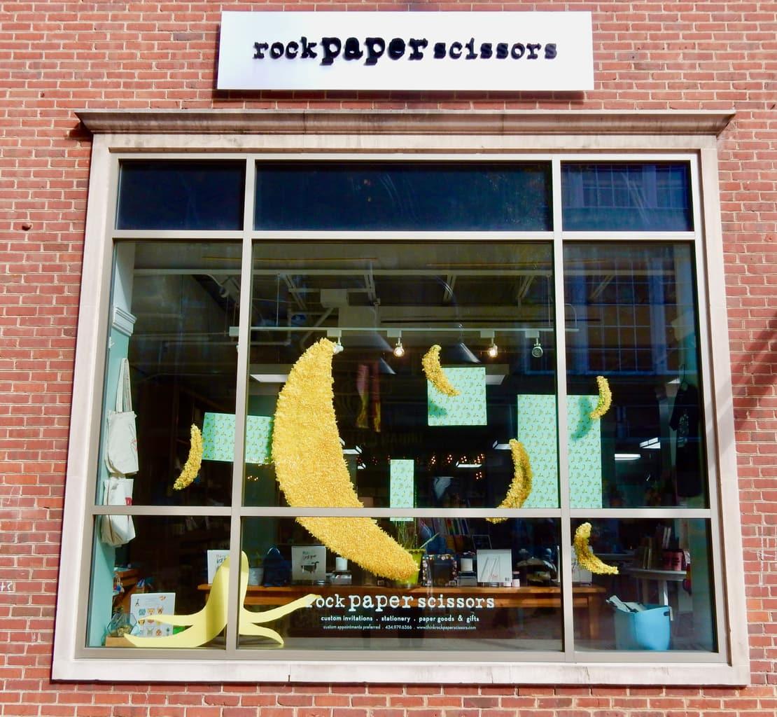 Rock Paper Scissors Charlottesville VA
