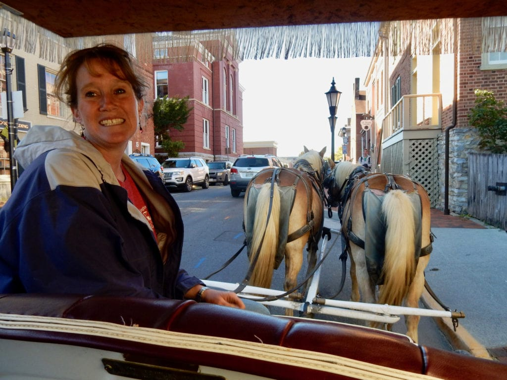 Shana Layman Lexington Carriage Company VA