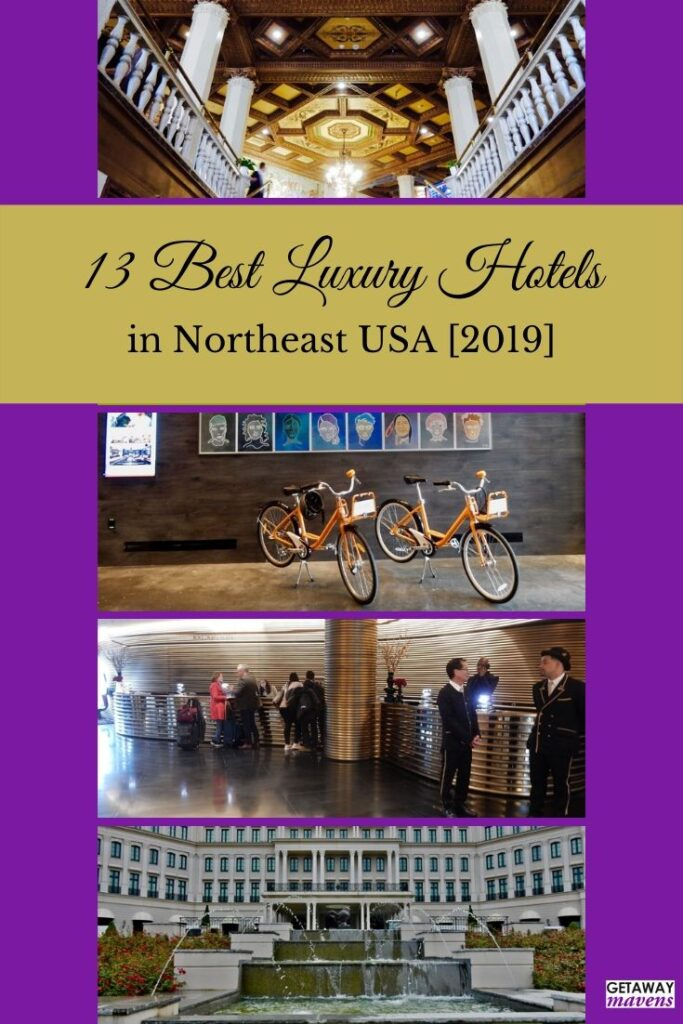 Best Luxury Hotels in USA 2019 Pinterest Pin