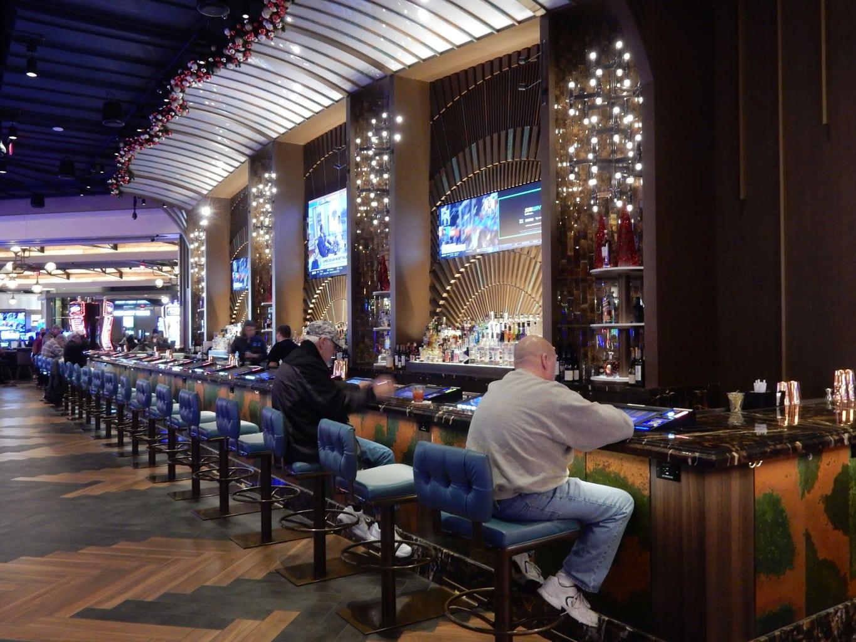 Casino Perimeter Bar MGM Springfield