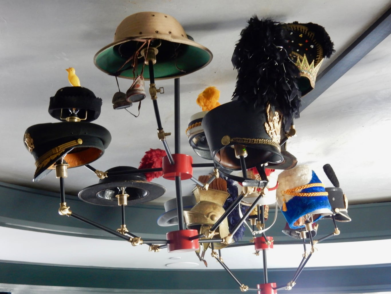 Hat Lamp MGM Springfield