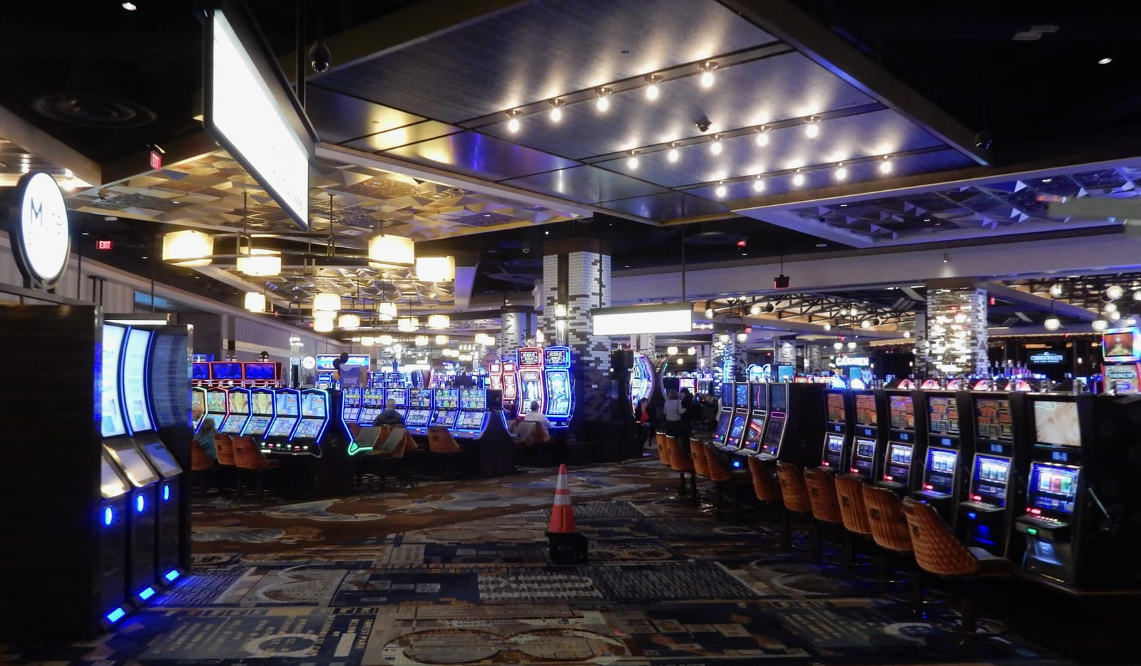 MGM Springfield Casino Floor