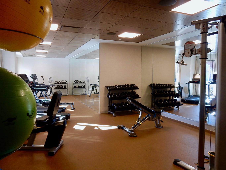 MGM Springfield Gym