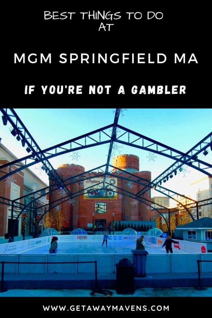 MGM Springfield Pin