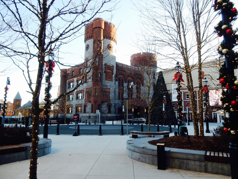 Plaza Springfield Armory MGM Springfield MA