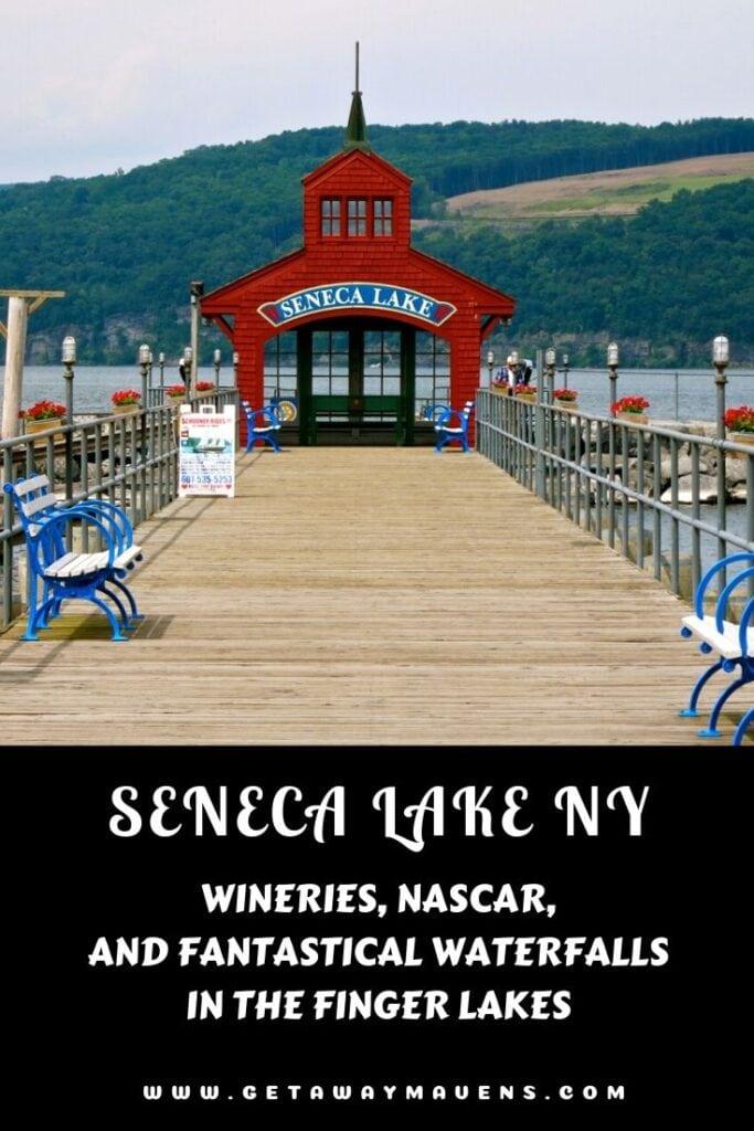 Seneca Lake NYPin