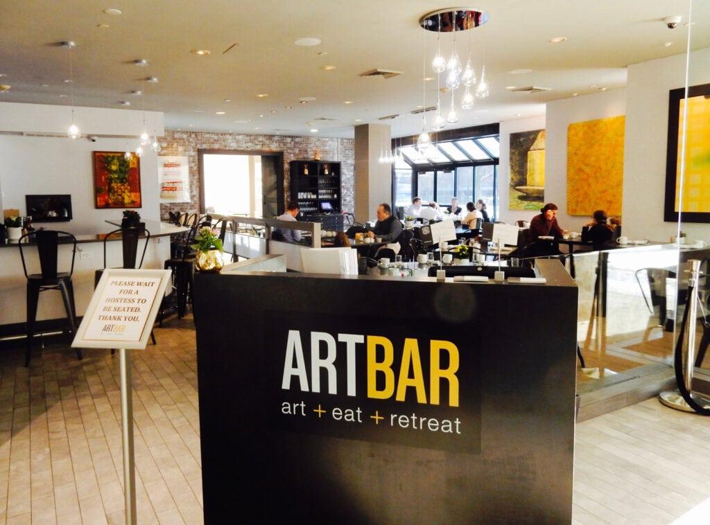 Art Bar, Cambridge MA