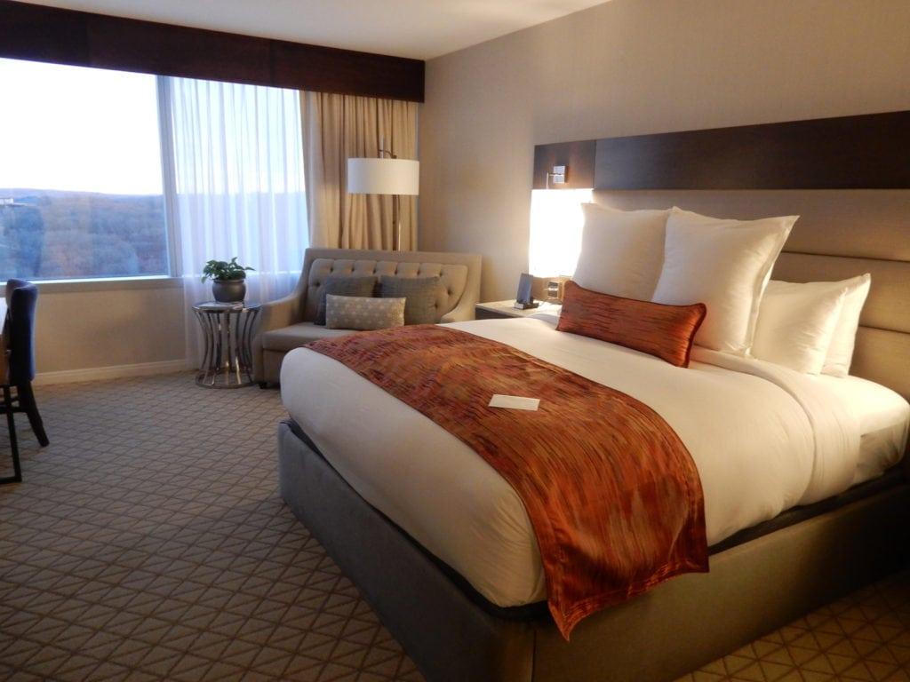 Aspire Guest Room Mohegan Sun Resort CT