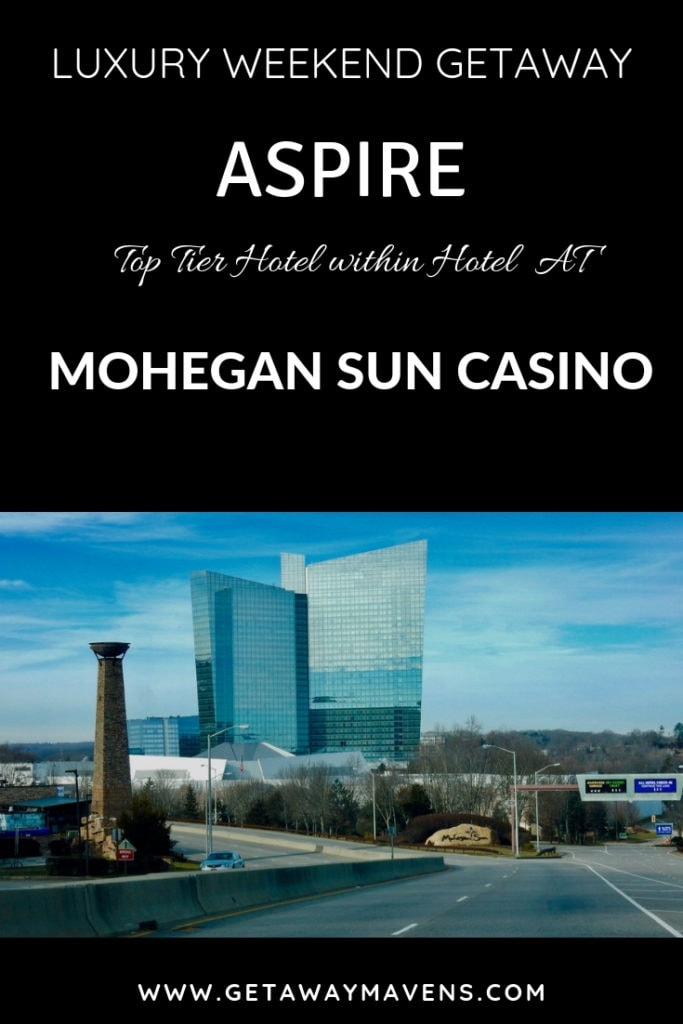 Aspire Mohegan Sun Pinterest Pin