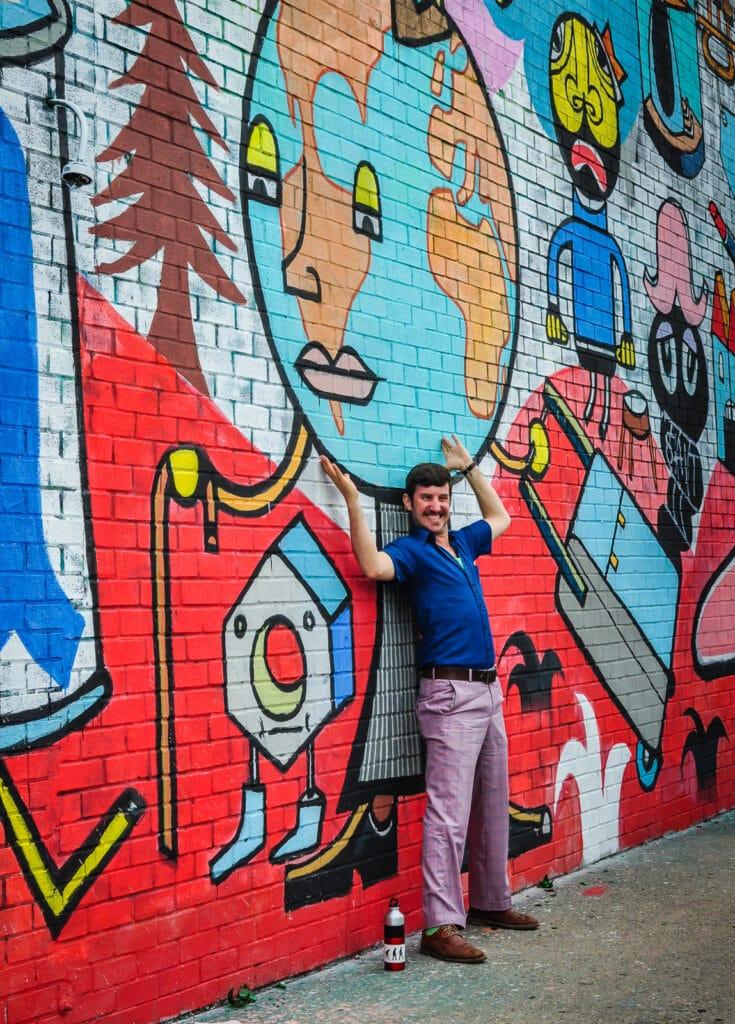 Brooklyn Graffiti tour