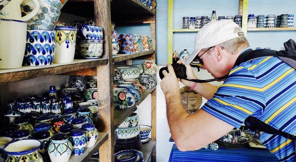 Ceramic-Makers San Antonio Palopo Lake Atitlan Guatemala