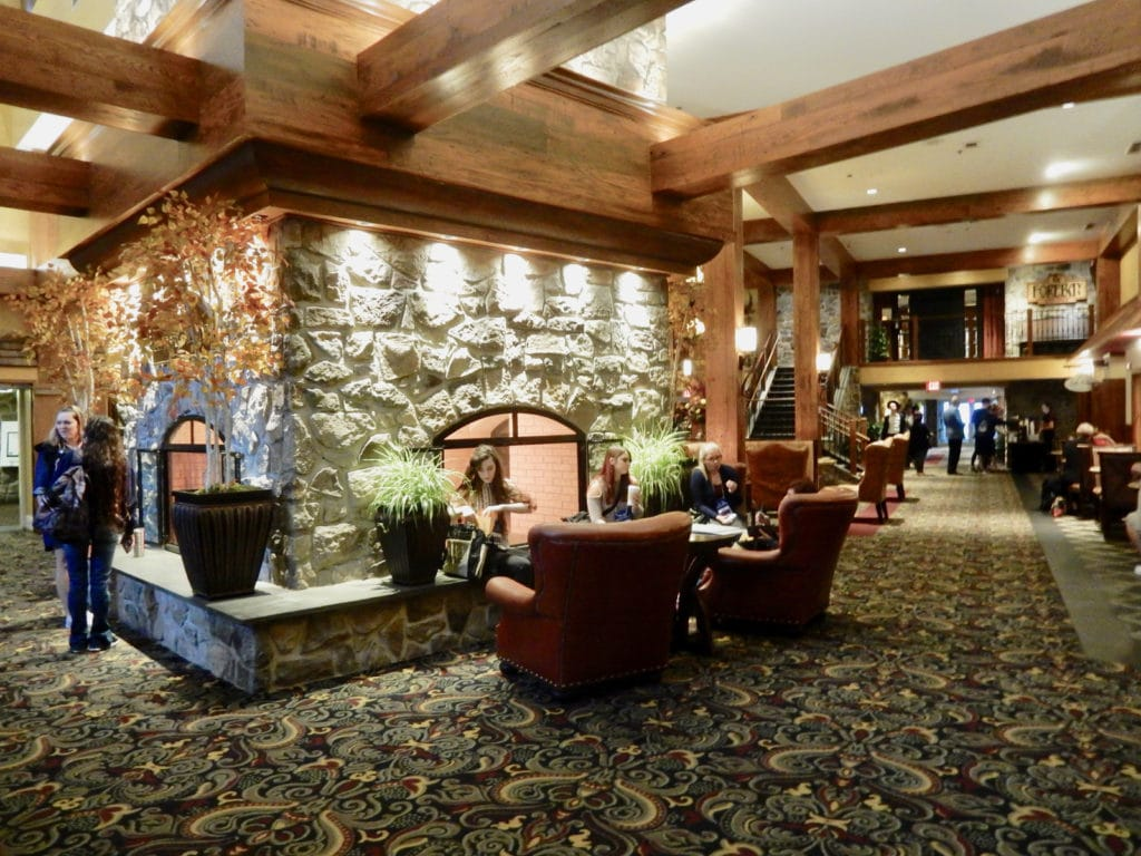 Hershey Lodge Lobby Hershey PA