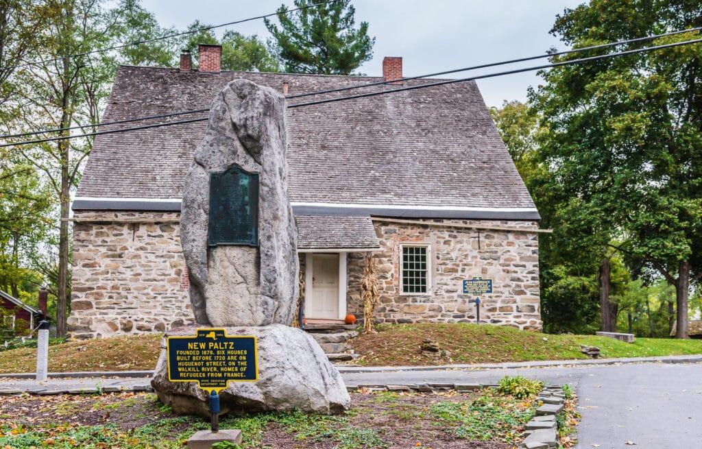New Paltz NY Stone House