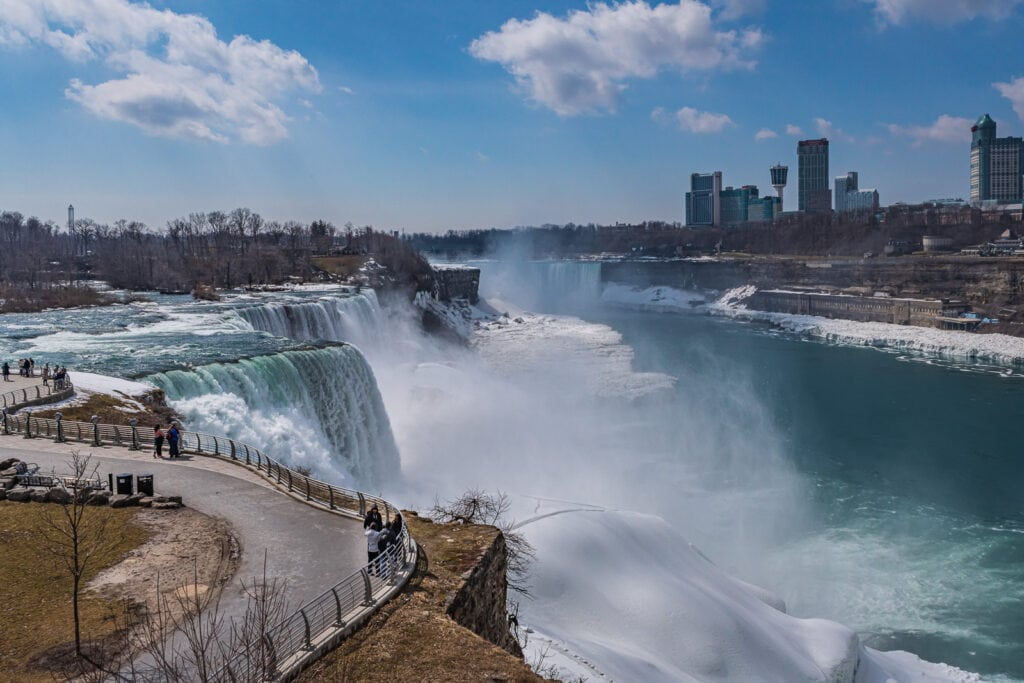 Waterfalls of Niagara Falls