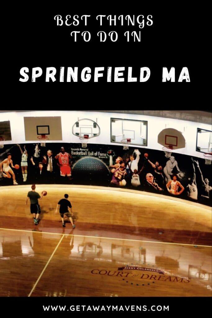 Springfield MA Pin