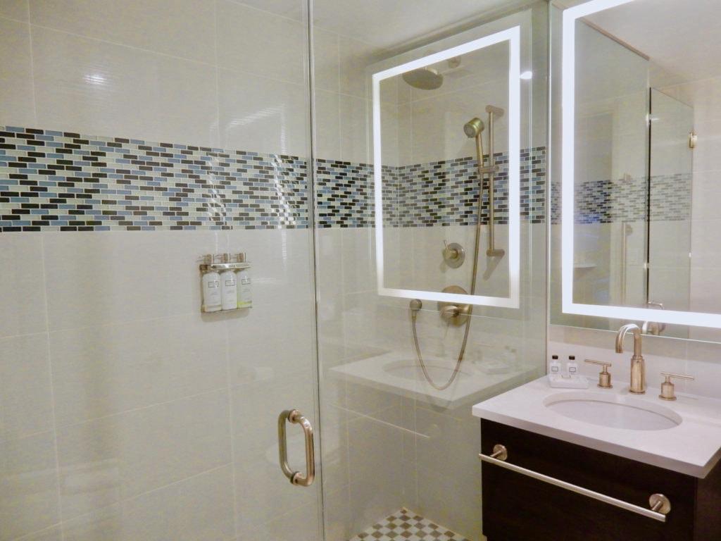 Bernic Hotel Bathroom NY NY