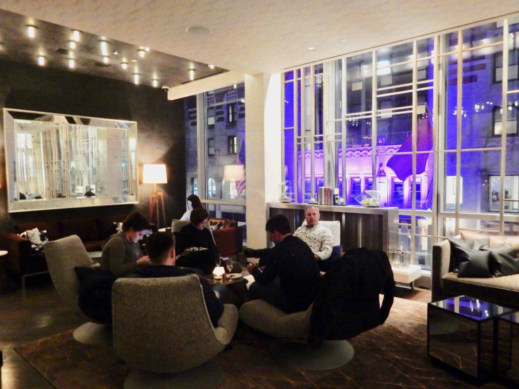 Lexicon Lounge Hotel 48LEX NY NY