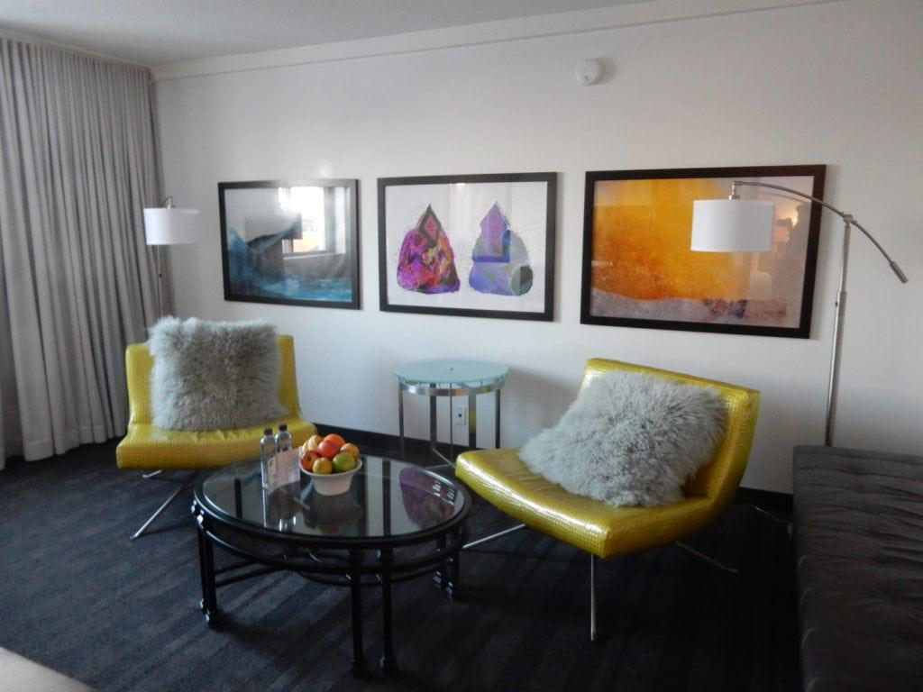 Mid Century Modern Suite Studio Allston Hotel MA