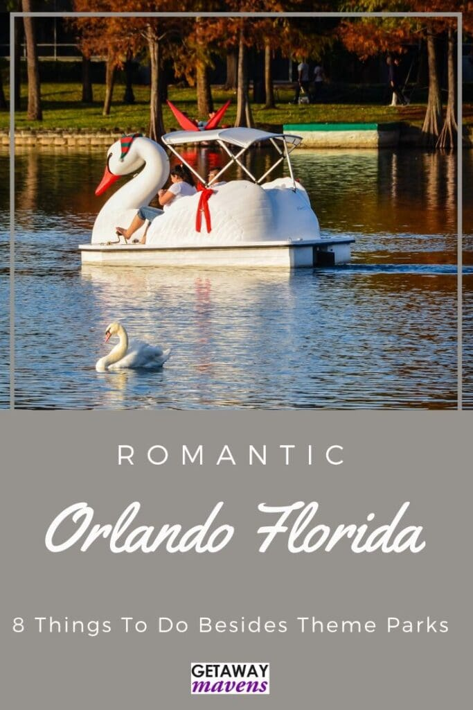 Things to do in Orlando besides theme parks Pinterest Pin