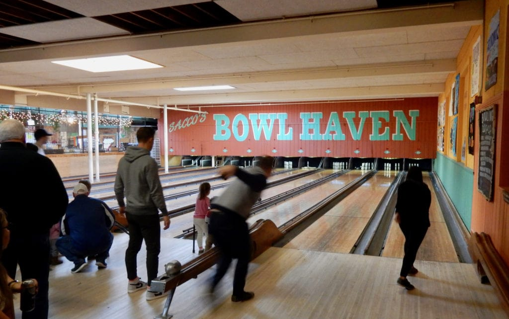 Saccos Bowl Haven Somerville MA