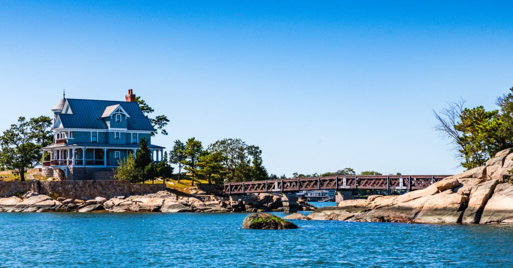 Thimble Islands photo
