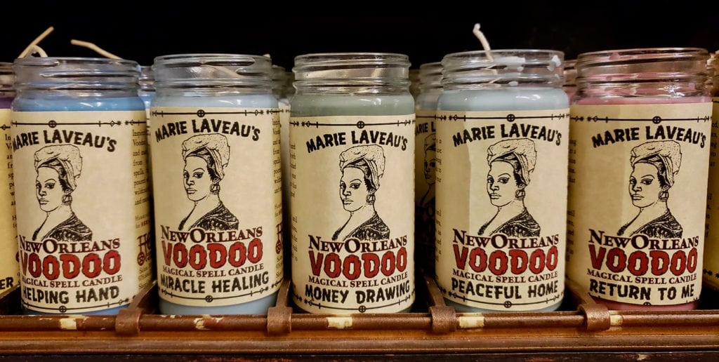 Voodoo Candles