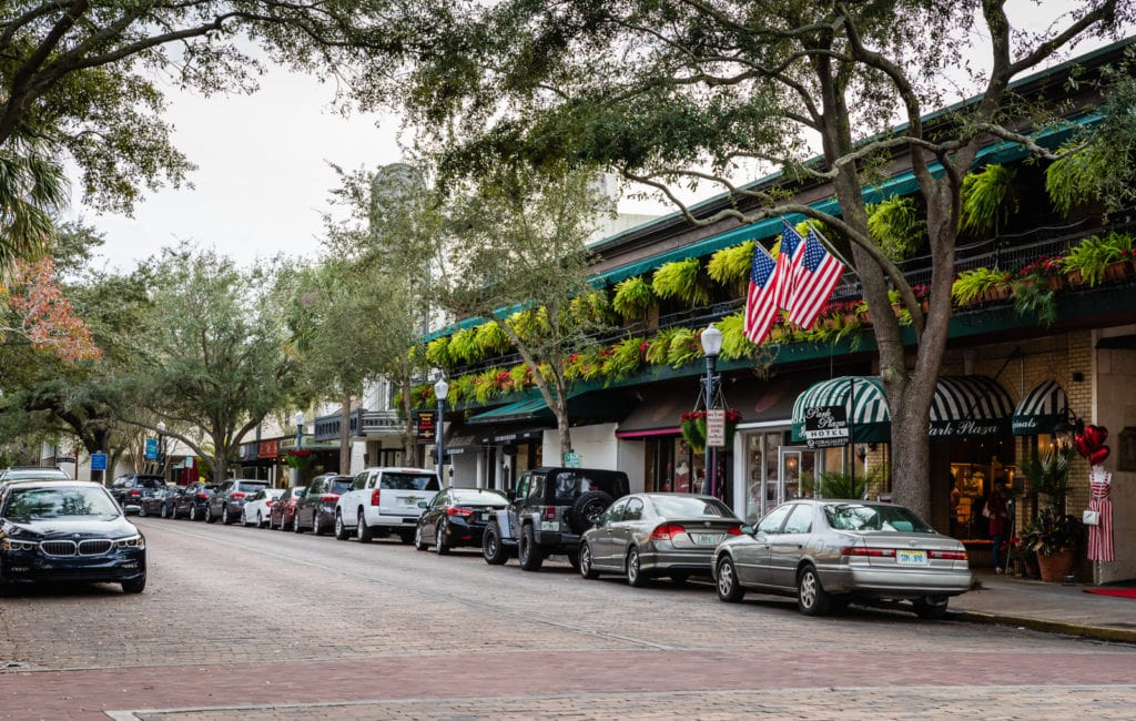 Winter Park FL is high on our list of things to do in Orlando besides theme parks.