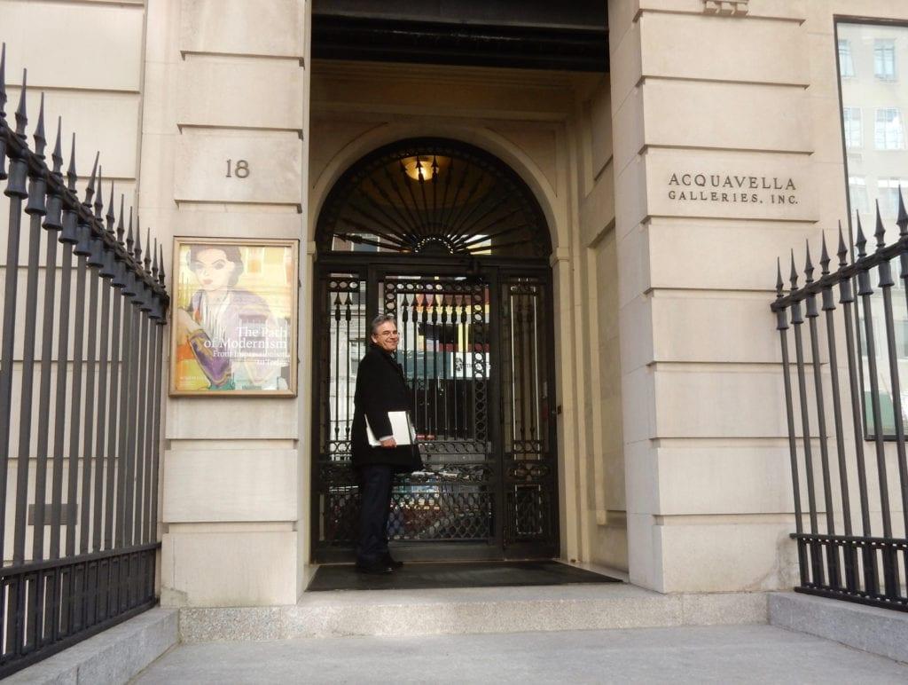 Acquavella Galleries NY NY