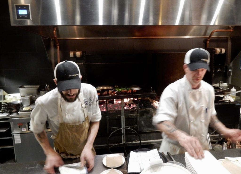 Chefs Table Forge and Vine Groton MA