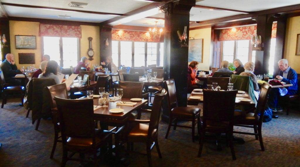 Colonial Inn Restaurant Concord MA