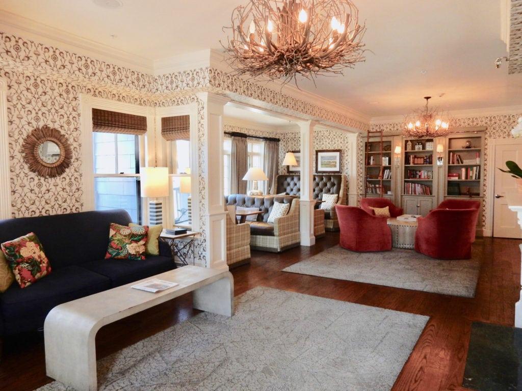 Common Room Inn at Hastings Park Lexington MA