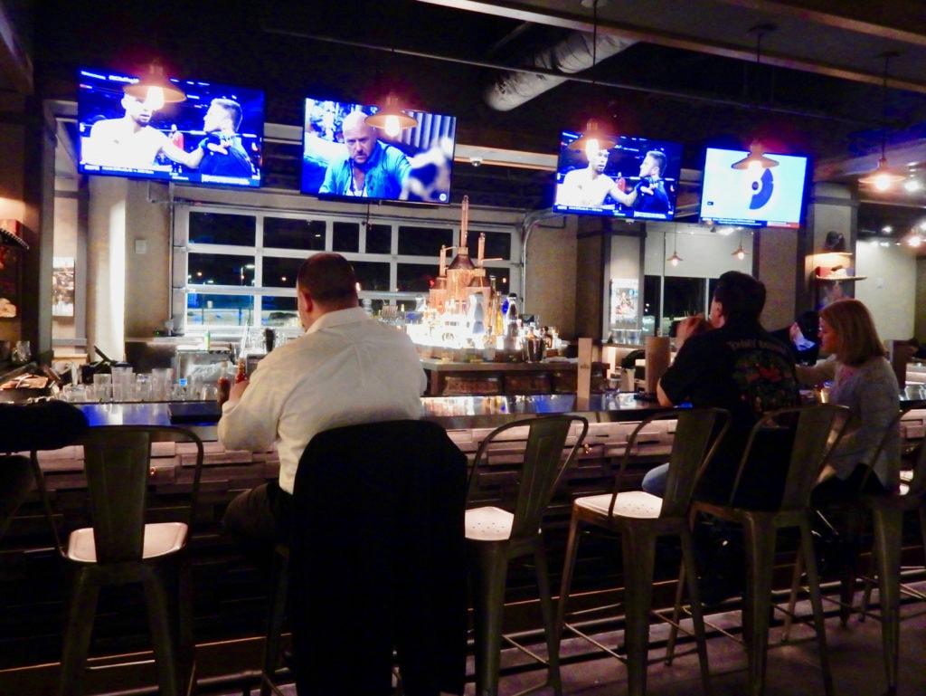 Dos Gatos Tequilla Bar Resorts World Catskills