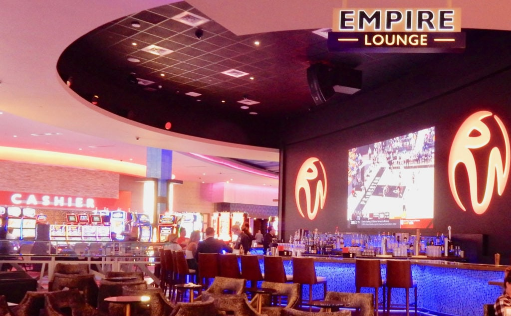 Empire Lounge Resorts World Catskills NY