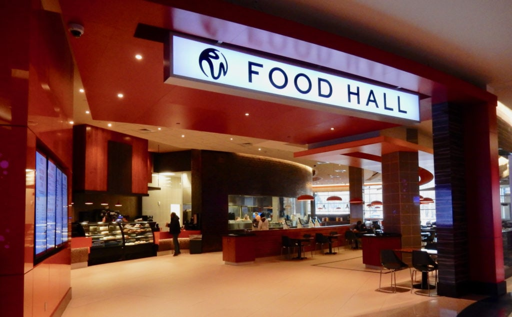 Food Hall Resorts World Catskill NY