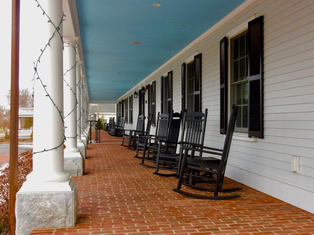 Front Porch Groton Inn MA