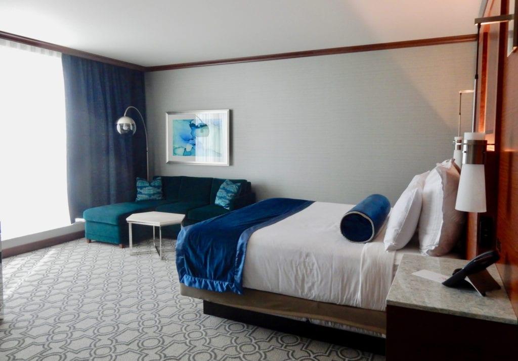 Guest Room Resorts World Catskills