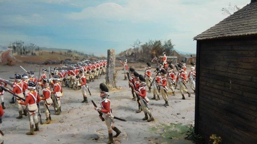 Lexington MA: America's Revolution Began Here