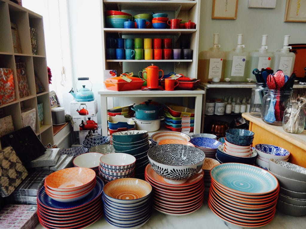 Interior Lighthouse Kitchenware Saugerties NY