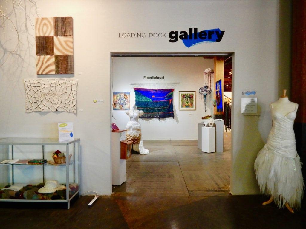 Loading Dock Gallery Western Avenue Studios Lowell MA