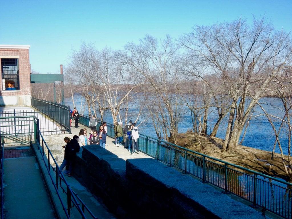 Lowell Riverwalk Lowell MA