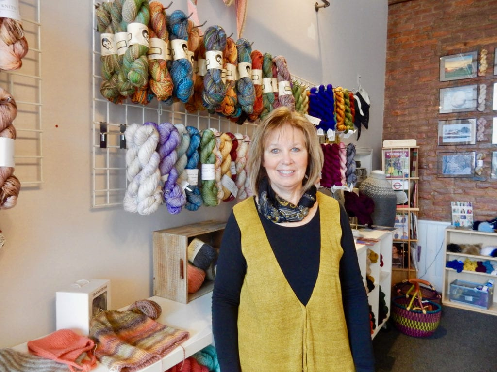 Perfect Blend Yarn and Tea Shop Saugerties NY